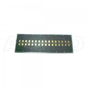 MAA-9598-20 Microstrip Array Antenna 9.5-9.8GHz 20dB Gain SMA Female
