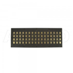 MAA-9600-C22 Microstrip Array Antenna 9.45-9.75GHz 20dB Gain SMA Female