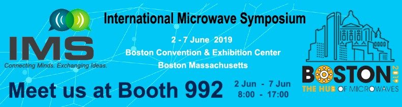 NL190528 - 【A-INFO Exhibit】Please visit A-INFO at IEEE IMS 2019
