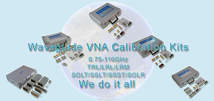 Waveguide Calibration Kits