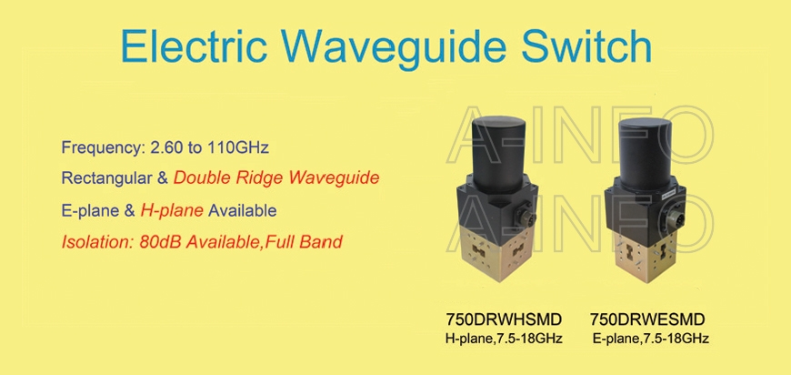 Waveguide Switch